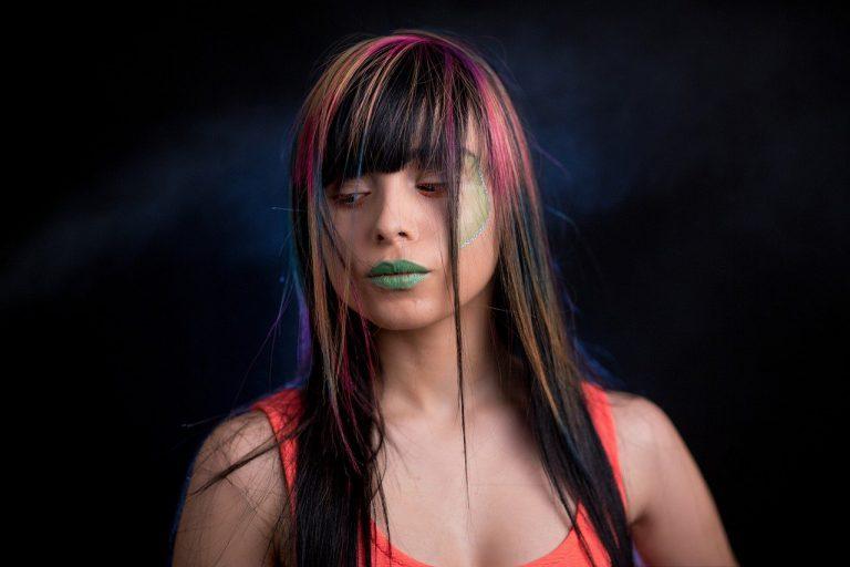 color, fluorescent, trick